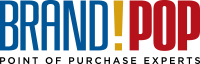 BrandPOP | Point of Purchase Experts Mobile Logo