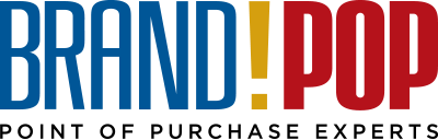 BrandPOP | Point of Purchase Experts Mobile Retina Logo