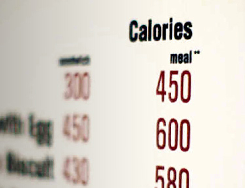 UPDATED: Calorie Counts on Menus – Chain Restaurants Nationwide will be Affected